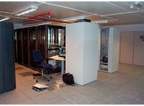 Second Floor ModuSec IT room for Jumbo, the Netherlands