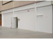 Internal IT room for TNT