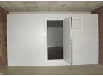 six sided IT room at Wetterskip, the Netherlands