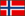 Norway website flag